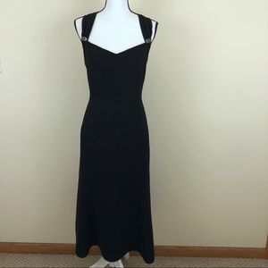 Jones New York Back Formal Maxi Dress